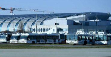Budapeşte Havalimanı THY yolcu uçağındaki radyoaktif sızıntı nedeniyle bir süre trafiğe kapatıldı