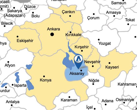 Aksaray TMGD