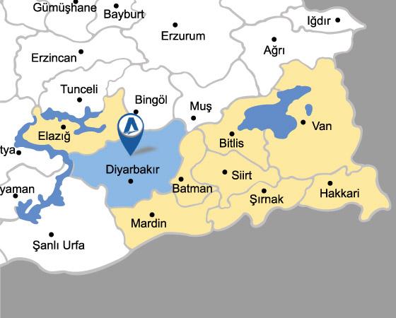 Diyarbakır TMGD