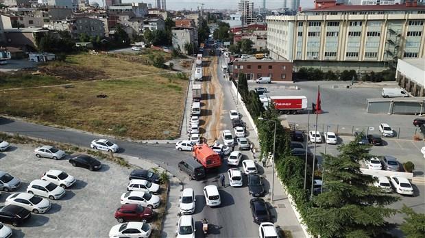 İstanbul'da Kimyasal Panik