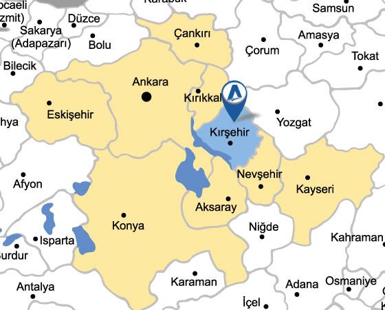 Kırşehir TMGD