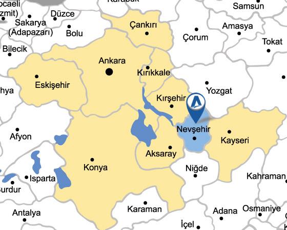 Nevşehir TMGD
