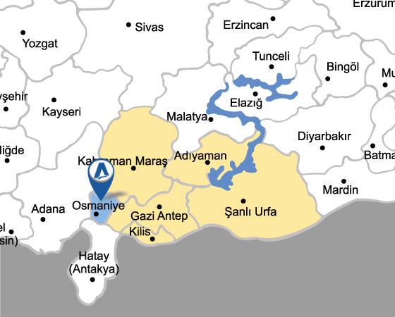 Osmaniye TMGD